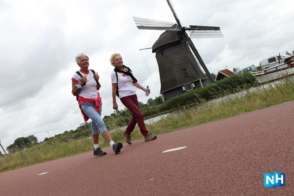 Wandelvierdaagse-Alkmaar